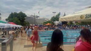 Sandanski Talent Cup 2018 - Πισίνα