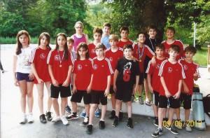 Κ.Ε. Κοζάνης 2012 Προαγωνιστική Θερινό Πρωτάθλημα Νάουσα